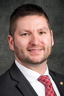 Delegate Jason Barrett